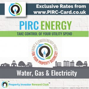 PIRC Wholesale utility