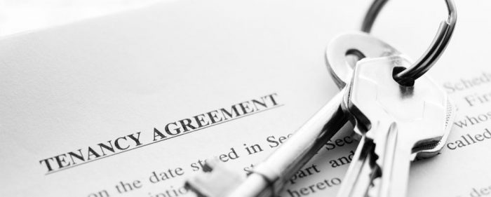 Tenancy agreement landlord check list