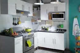 L corner kitchen