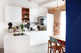Modern Character Kitchen